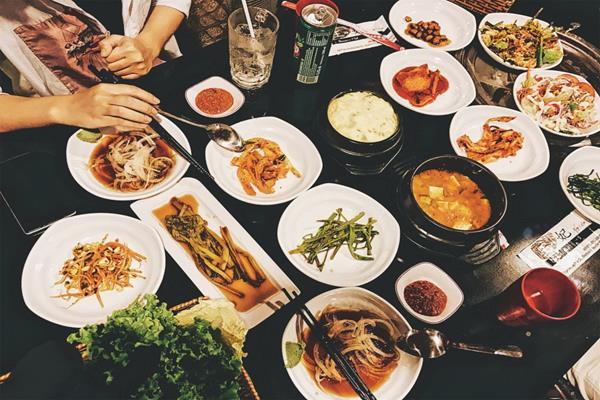 Koreańskie przysmaki